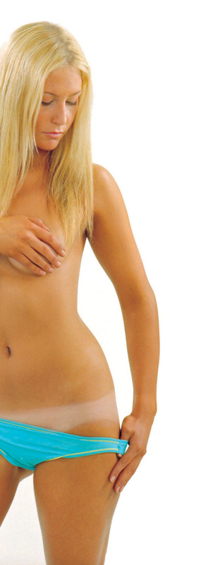 Is it advisable to spray tan at home? - Infinity Tan